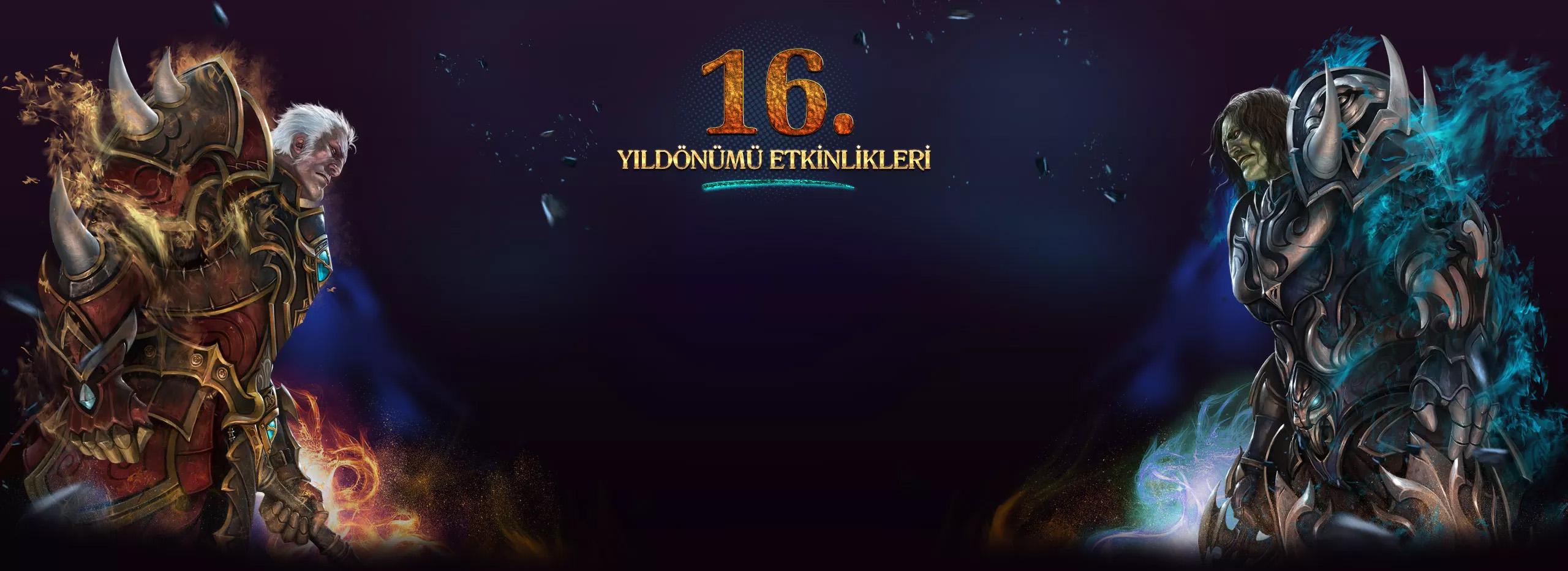 16. Yıldönümü Etkinlikleri
