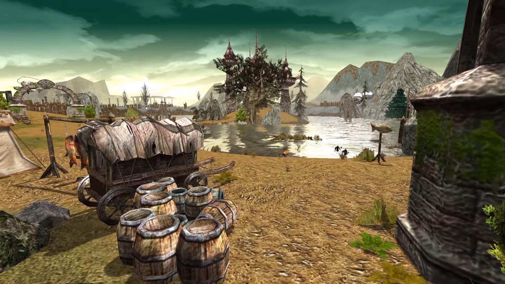 Knight Online'ın Grafikleri Yenileniyor